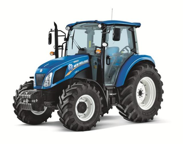 New holland 75 ps